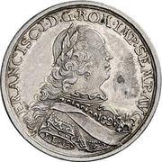 1 Ducat - Franz I. (Silver pattern strike) – avers