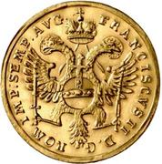 1 Ducat - Franz II. – revers