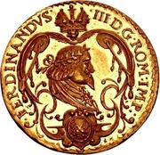4 Ducat - Ferdinand III. (Reichstag) – avers