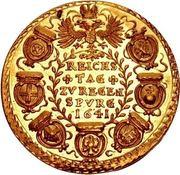 4 Ducat - Ferdinand III. (Reichstag) – revers