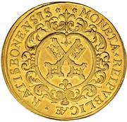 4 Ducat - Karl VI. – revers