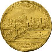 5 Ducat - Joseph II. – revers