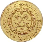 6 Ducat - Leopold I. – revers