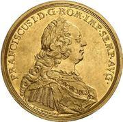6 Ducat - Franz I. – avers