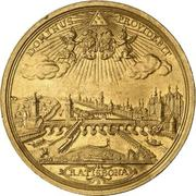 6 Ducat - Franz I. – revers