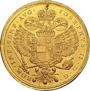 8 Ducat - Joseph II. – avers
