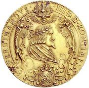 8 Ducat - Ferdinand III. (Reichstag) – avers