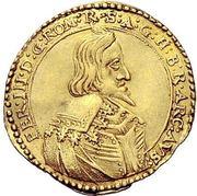 1 Ducat - Ferdinand III. (Coronation) – avers