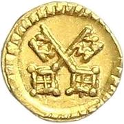 1/32 ducat – avers