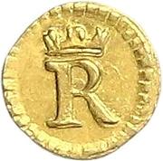 1/32 ducat – revers