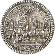 ¼ Ducat - Franz I. (Silver pattern strike) – revers