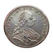 1 thaler Joseph II (thaler de convention) – revers