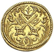 ¼ ducat – avers