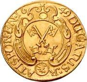 1 Ducat - Ferdinand III. – revers