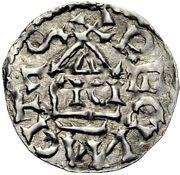 1 Denar - Heinrich I. – revers