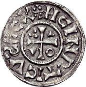 1 Denar - Heinrich IV. der Heilige – avers
