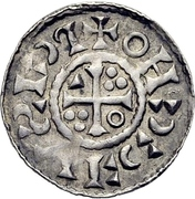 1 Denar - Heinrich IV. der Heilige – revers