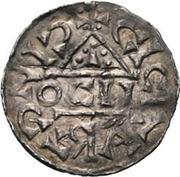 1 Denar - Heinrich V. – revers