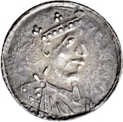 1 Denar - Konrad II. – avers