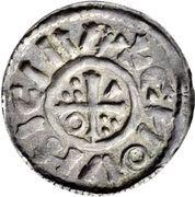 1 Denar - Konrad II. – revers