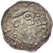 1 Denar - Heinrich III. – avers