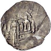1 Denar - Heinrich IV. – revers