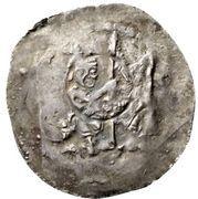 1 Denar - Heinrich XI. Jasomirgott – revers