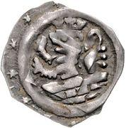 1 Pfennig - Heinrich I. von Niederbayern – avers