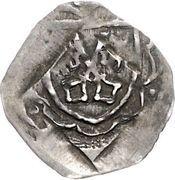 1 Pfennig - Johann I. – revers