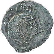 1 Pfennig - Ludwig I. der Kelheimer – revers