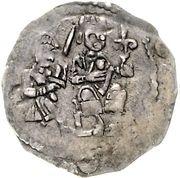 1 Dünnpfennig - Heinrich XII. der Löwe – avers