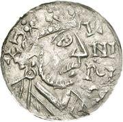 1 Denar - Heinrich II (Regensburg) – avers