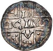 1 Denar - Heinrich V. (Regensburg) – avers