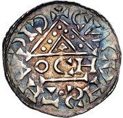 1 Denar - Heinrich V. (Regensburg) – revers