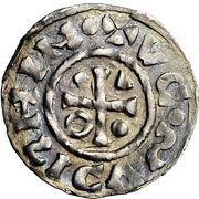 1 Denar - Heinrich IV. – avers