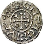 1 Denar - Heinrich II. – avers