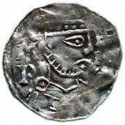 1 denar Heinrich III – avers