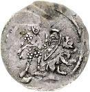 1 Dünnpfennig - Heinrich XII. der Löwe – revers