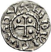 1 Denar - Heinrich I. – avers