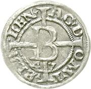 1 Körtling - Ulrich XII. – avers