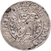 1 Mariengroschen - Ulrich VI. – avers