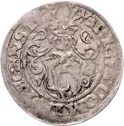 1 Mariengroschen - Ulrich VI. – revers