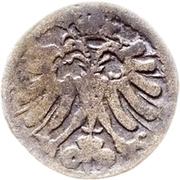 1 Dreier - Ernst I., Bodo II. and Kaspar Ulrich – revers
