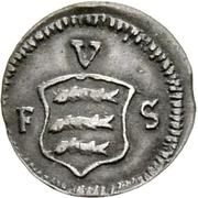 1 pfennig - Thomas Franz – avers