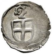 1 Pfennig - Martin von Krenkingen -  avers