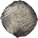1 Dünnpfennig - Ulrich IV. von Heidegg – revers