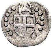 1 Pfennig - Martin von Krenkingen – avers