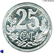 25 Centimes - Cavalcade de Remiremont - Remiremont [88] – revers