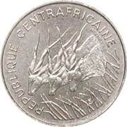 100 francs (type 1) -  avers