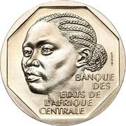 500 Francs CFA (Essai) – avers